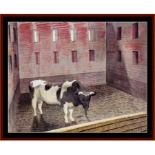 Fresian Bull