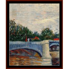 Bridge at Courbevoie