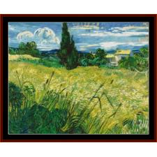 Green Field, 1889