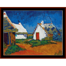 Cottages at Sainte Maries