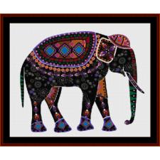 Elephant Mandala III