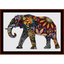 Elephant Mandala IV