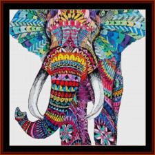 Elephant Mandala V