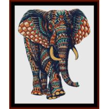 Elephant Mandala VII