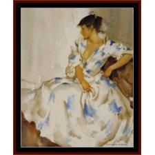 Terista's Flowery Robe