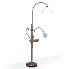 Ultimate vloerlamp luxe antique