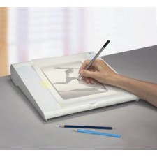 Art tracing light box (lichtdoos)