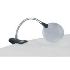 Flexibele miniloep met mini-tafelklem 18cm