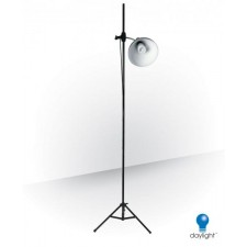 Artist Studio Lamp + Stand (32W), Brushed Chrome