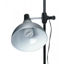 Kunstenaars Studio Klemlamp (32W), Zilver