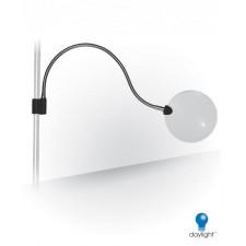 Flexibele Loep Accessoire, Brushed Chrome