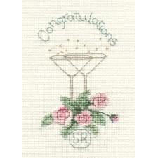 Rozen en Champagne - Roses & Champagne