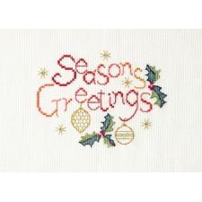 Kerstkaart Siezoensgroten - Seasons Greetings
