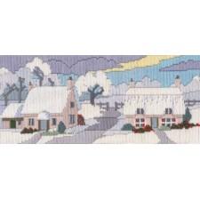 Besneeuwde Laan - Snowy Lane