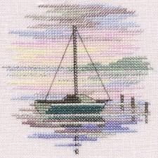 Zeilboot - Sailing Boat