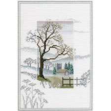 Boom in de Winter - Winter Tree