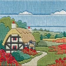 Huisje tussen Klaprozen - Poppy Cottage