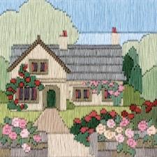 Huisje tussen Rozen - Rambling Rose Cottage