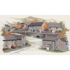 Dorp in Derbyshire - Derbyshire Village