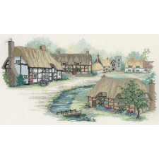 Dorp in Hampshire - Hampshire Village
