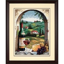 (OP=OP) Toscane (Tuscan view)