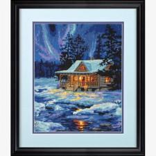 Winterhut (Winter Sky Cabin)