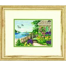 BORDUURKIT Cottage aan de Baai - BAYSIDE COTTAGE