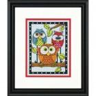 Uilentrio - Owl trio