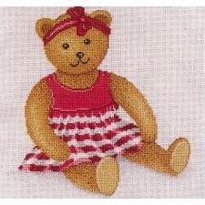 Meisjesbeer van patroonblad 9606L/22