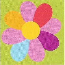 Veelkleurige bloem - LA FLEUR MULTICOLORE - KIT
