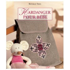 Hardanger voor babys - Hardanger pour bébé - Hardanger for babies