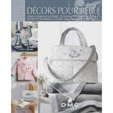 DMC boek Décors pour Bébé