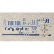 East-West Alphabet - Abécédaire Côte Ouest-West ABC