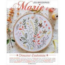 DMC boek Herfst zoetheid- Les Borderies de Marie: Douceur d'automne.
