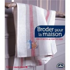 Huiselijk borduren in kruissteek - Broder pour la maison