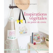 Inspiration with vegetables in cross stitch - Inspirations végétales au ponit de croix