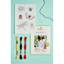 Magic Paper Kit - Insecten 2 - Insects 2
