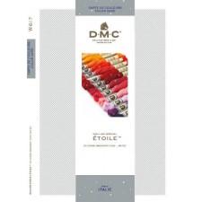 DMC kleurenkaart mouliné etoile W617