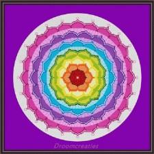 BOR05 Mandala Chakra
