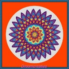 BOR13 Mandala Dahlia compleet