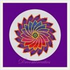 BOR10 Mandala Flower Twist compleet