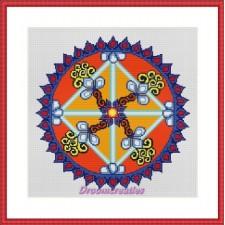 BOR06A Mandala Equinox - herfst