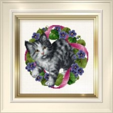 FlowerCat Gino