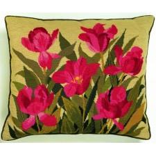 Blauwrode tulpen (bluered tulips)