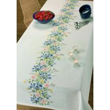 Tafelkeed bloemen