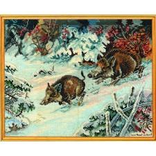 Wild zwijn (wild boar)