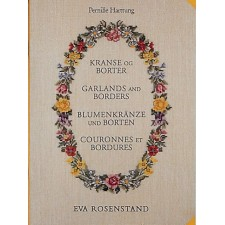 Cross Stitch Book - Garlands and borders