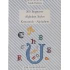 Cross Stitch Book - Alphabet Styles
