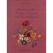 Cross Stitch Book - Flowers and Berries