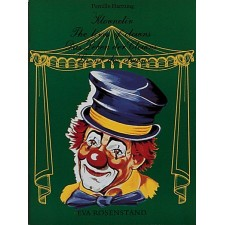 Cross Stitch Book - The lives of clowns